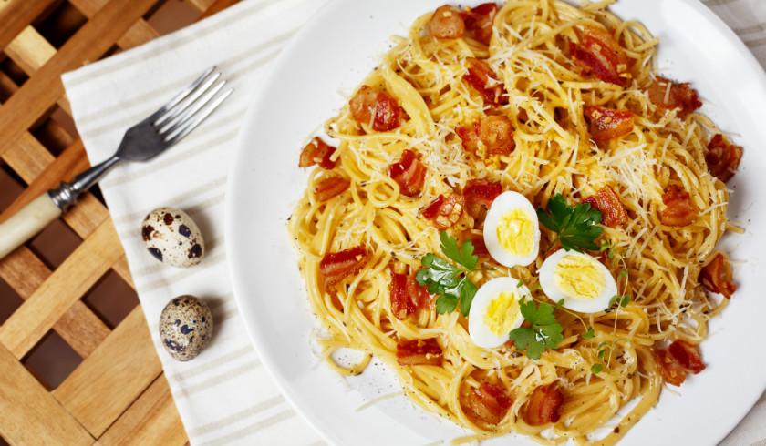 Spaguetti picante siciliana